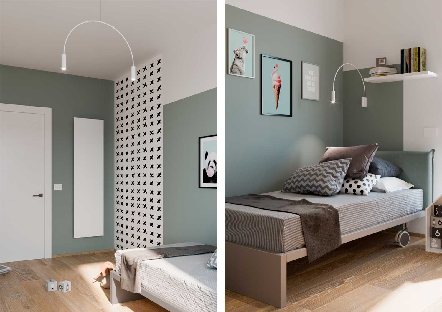 02 Volta Residential Project By Gaia Miacola Italy