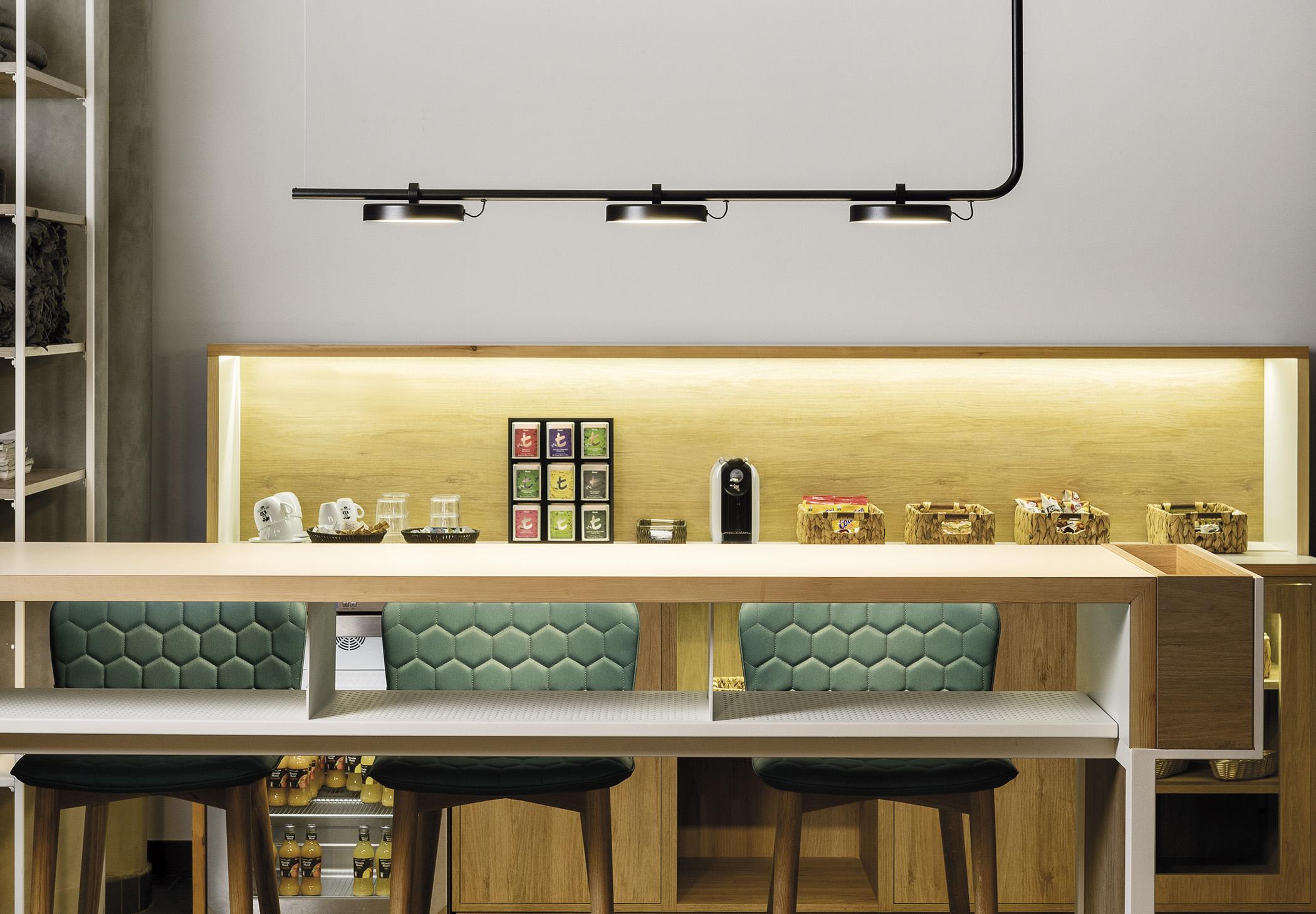 Aro T 3541 Suspension Lamp Estiluz Image Ambient 01