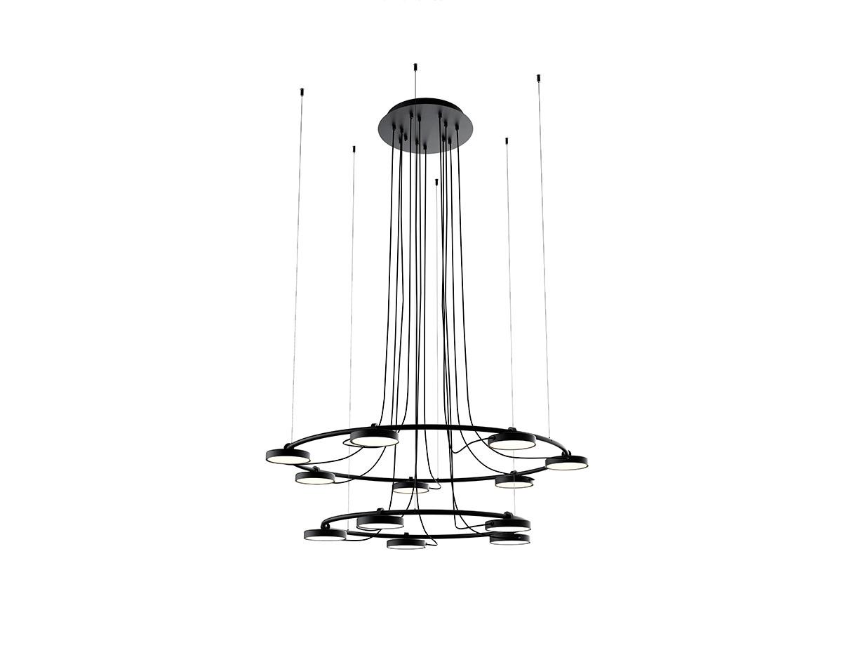 Aro T 3542 T 3543 Suspension Lamp Estiluz Image Product 02