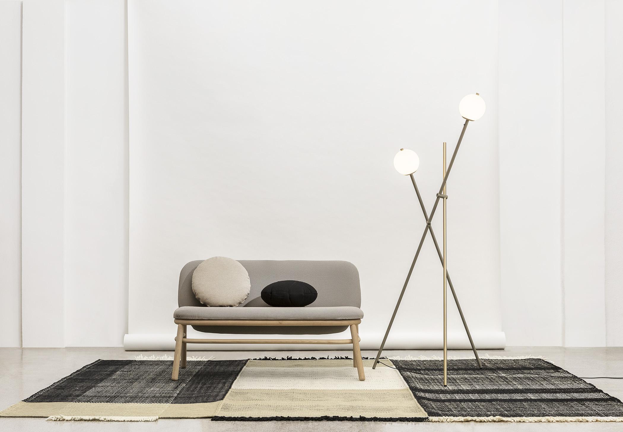 Asana P 3769 Floor Lamp Estiluz Image Product 4