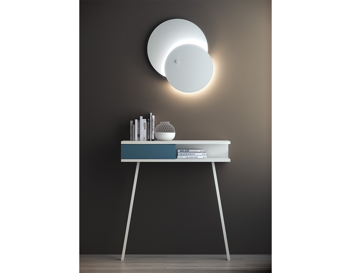 Eclipsi A 3700 A 3701 Wall Lamp Estiluz Imgage Product 01