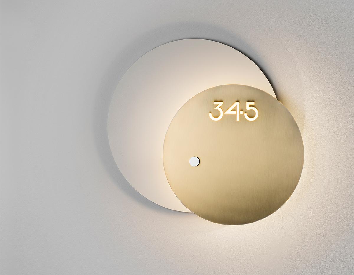 Estiluz Eclipsi A 3700 Wall Light Img P05