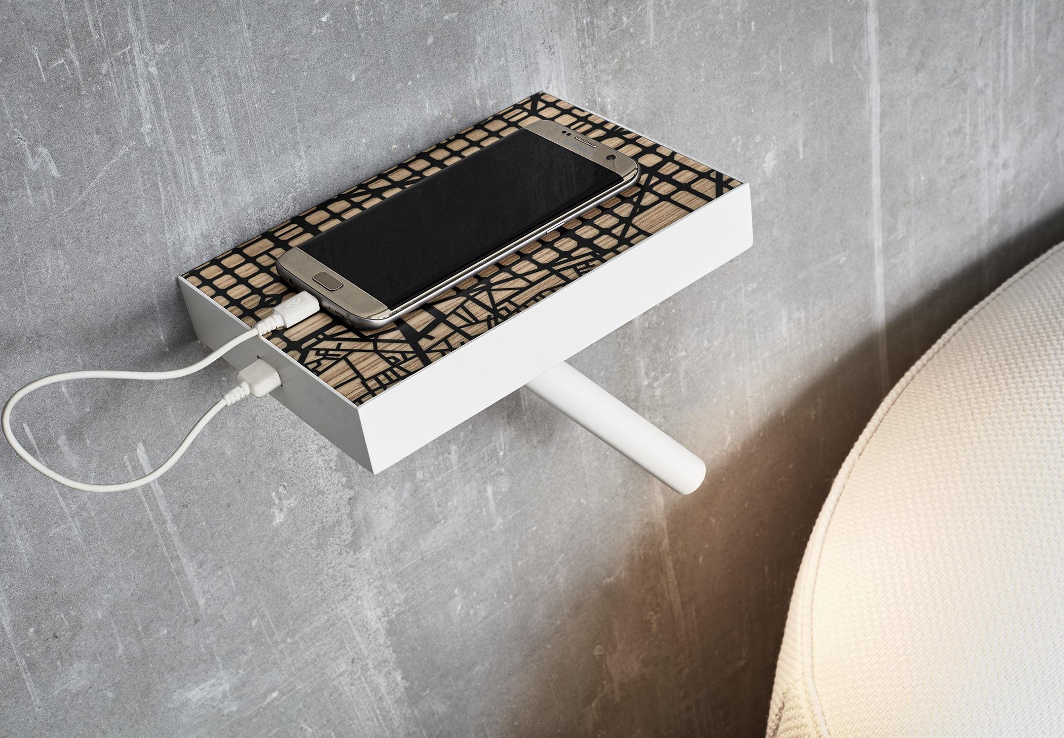 Nit A 3520 Wall Lamp Estiluz Image Ambient 03