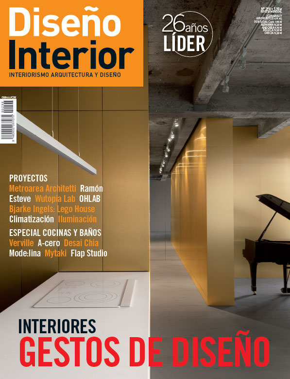 Press Estiluz Diseño Interior Nov17 Cover