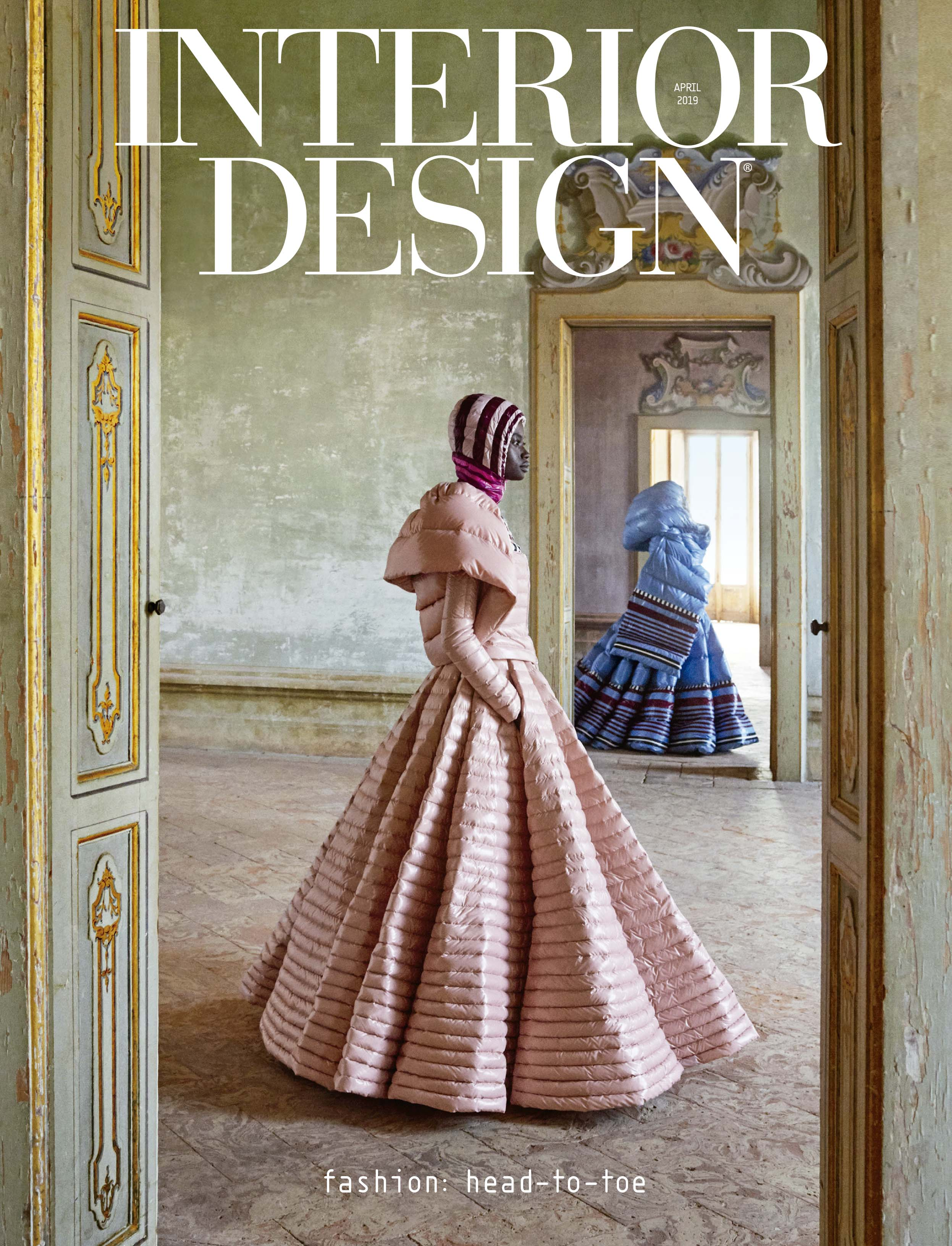 Press Estiluz Interior Design April19 Cover