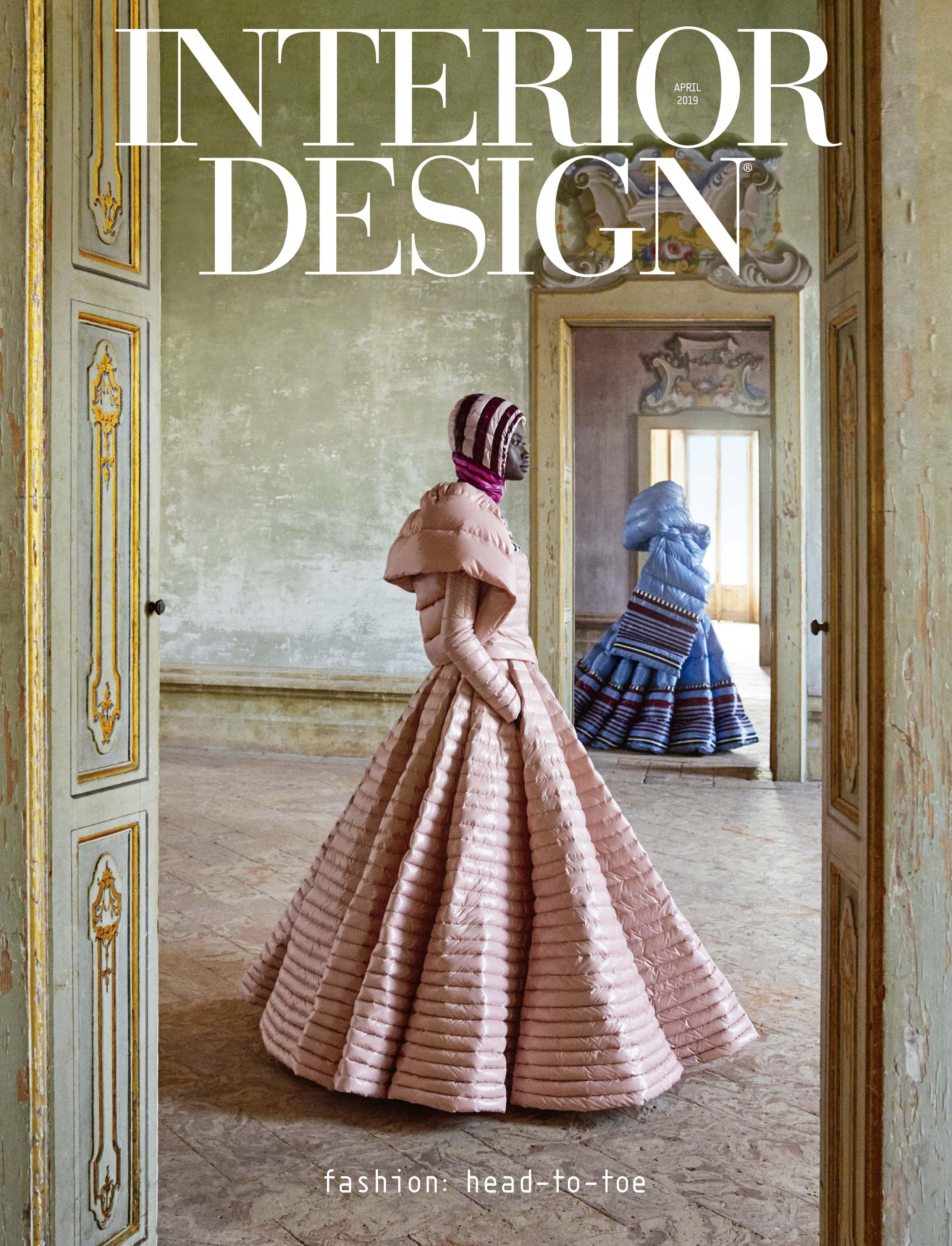 Press Estiluz Interior Design April19 Cover