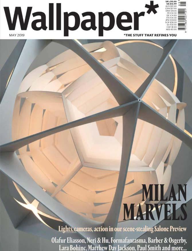 Press Estiluz Wallpaper May19 Cover
