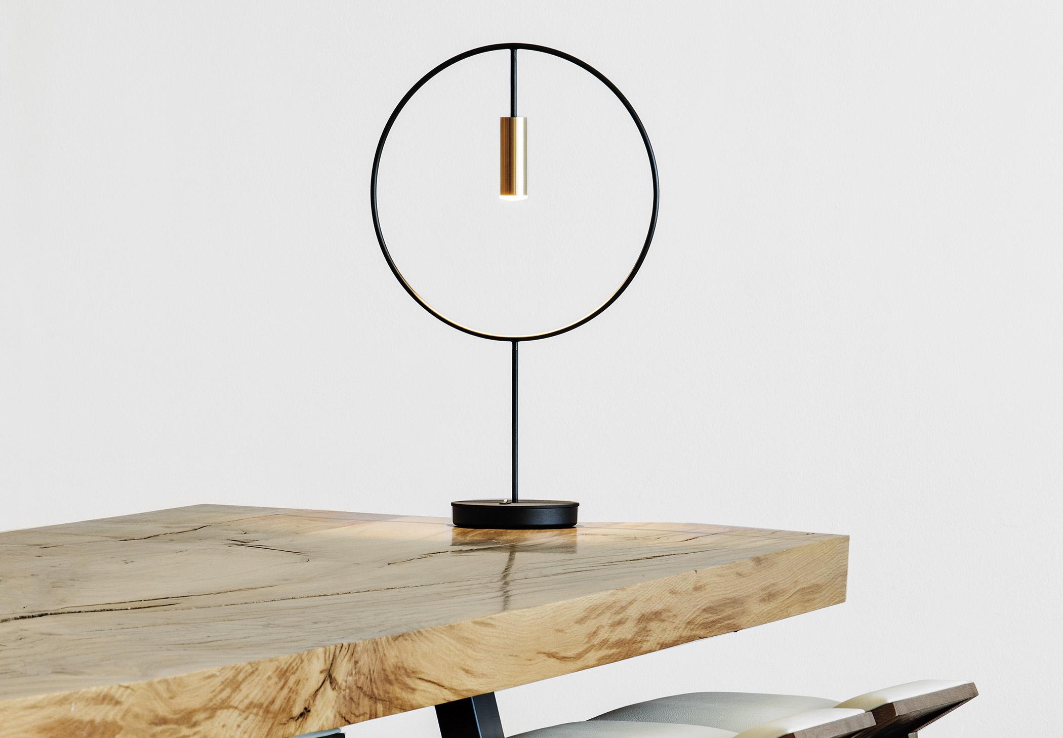Revolta A3637 Table Lamp Estiluz Image Ambient 01