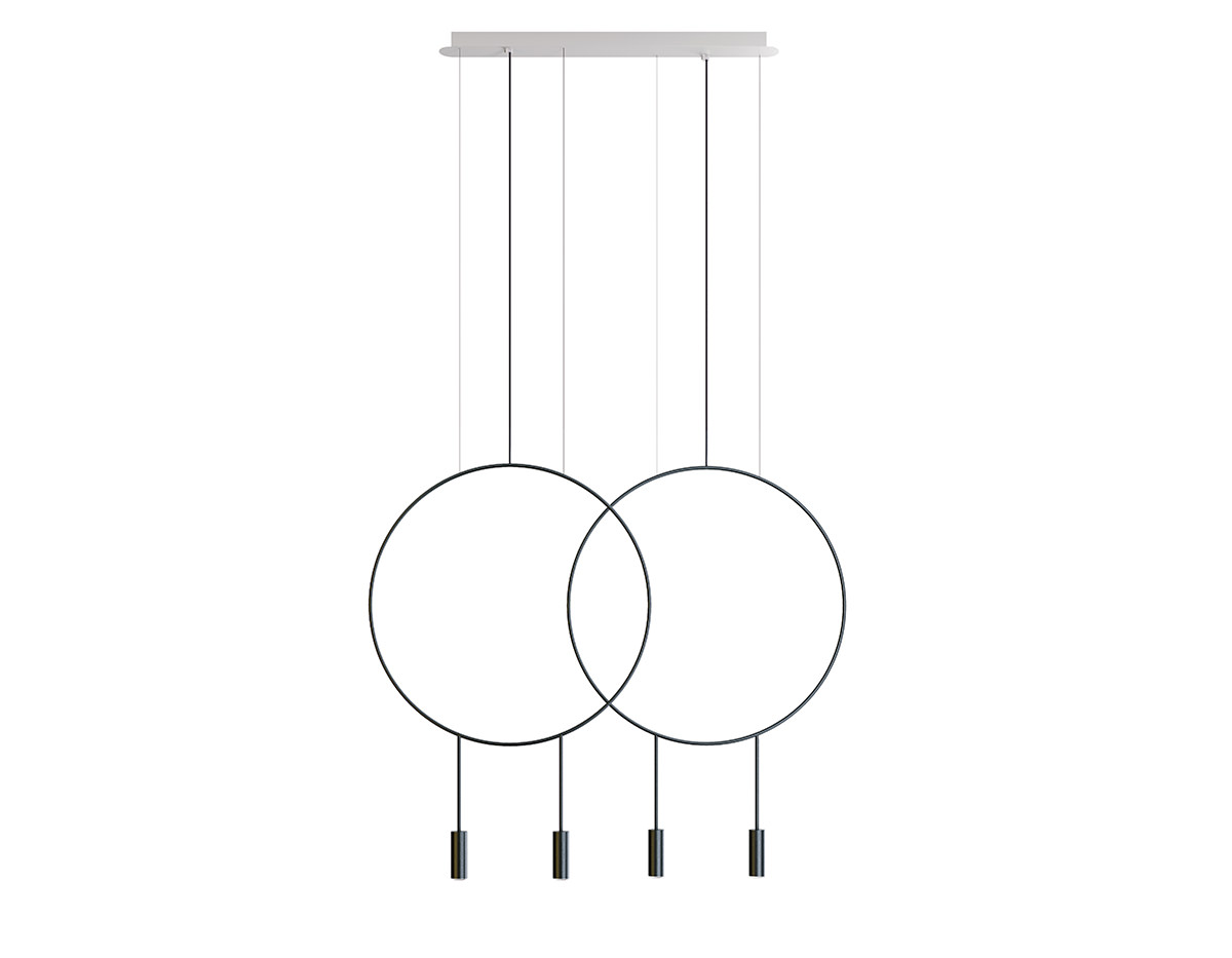 Revolta L73.2d Suspension Lamp Estiluz P01