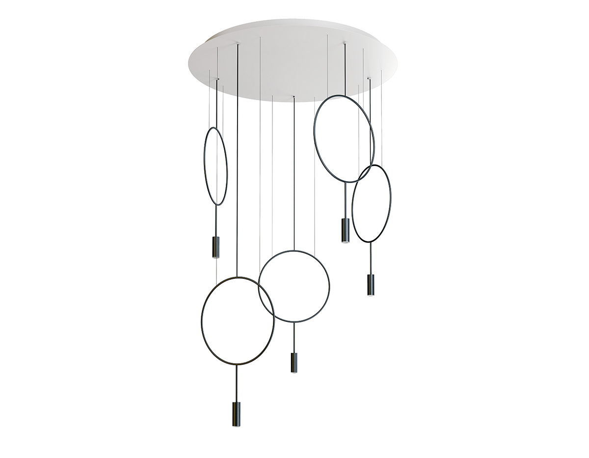 Revolta R100.5s Suspension Lamp Estiluz P01