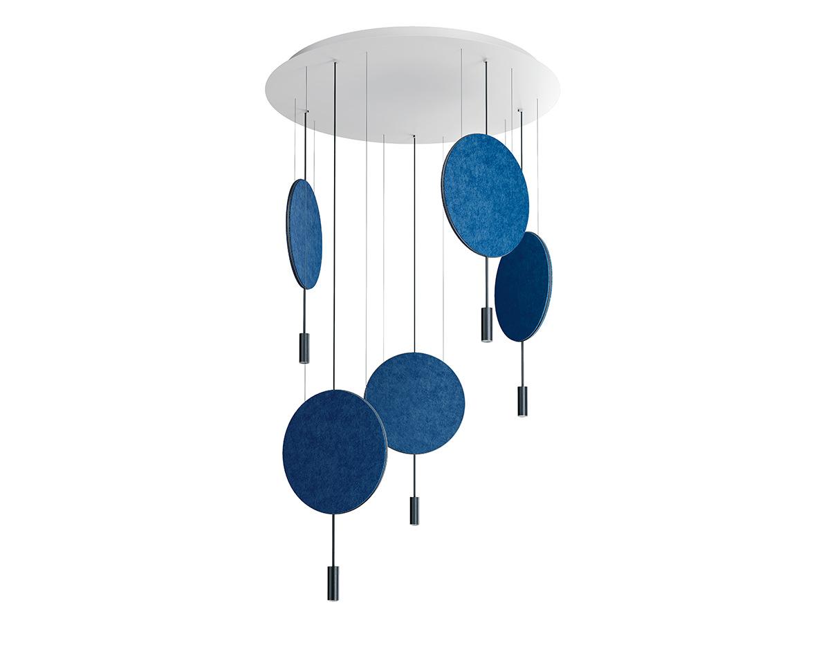Revolta R100.5s Suspension Lamp Estiluz P02