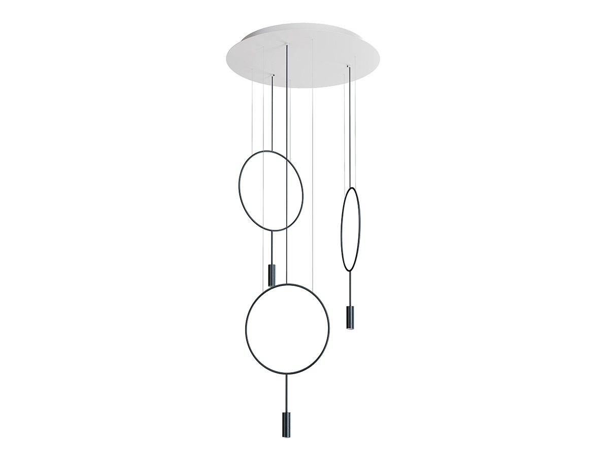 Revolta R70.3s Suspension Lamp Estiluz P01