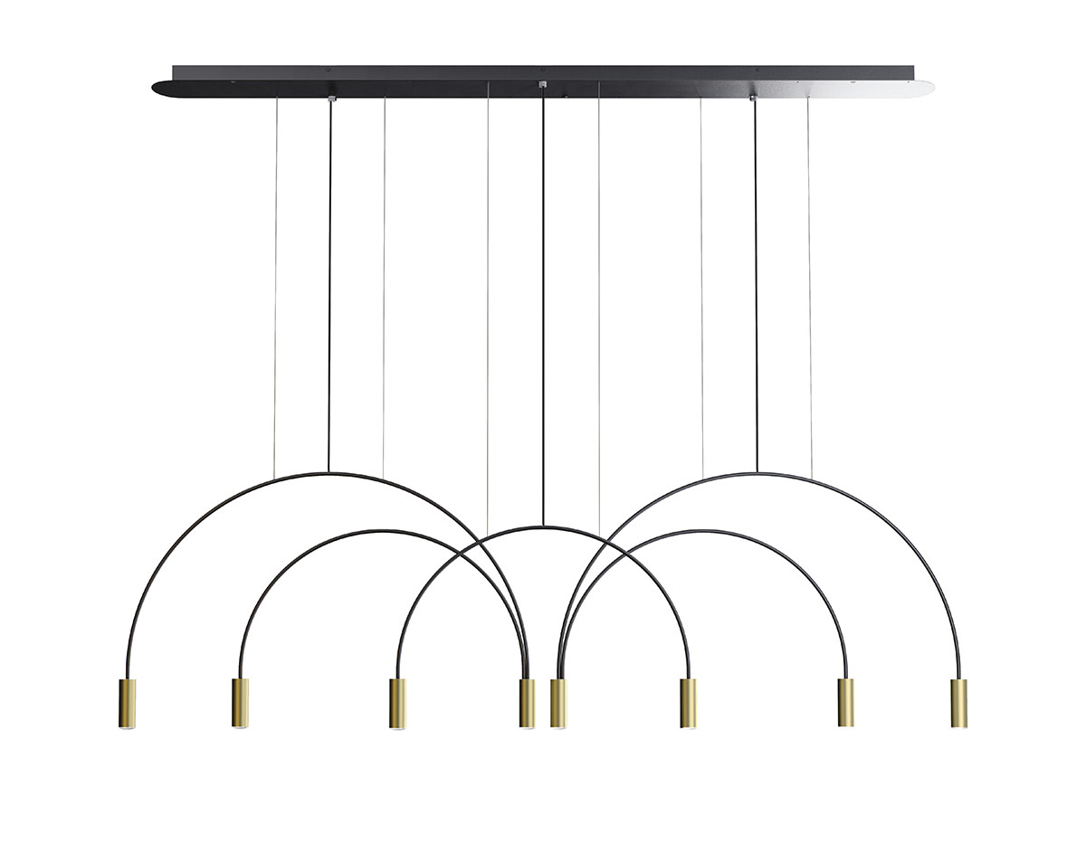 Volta L165.1d2t Suspension Lamp Estiluz Image Product 08
