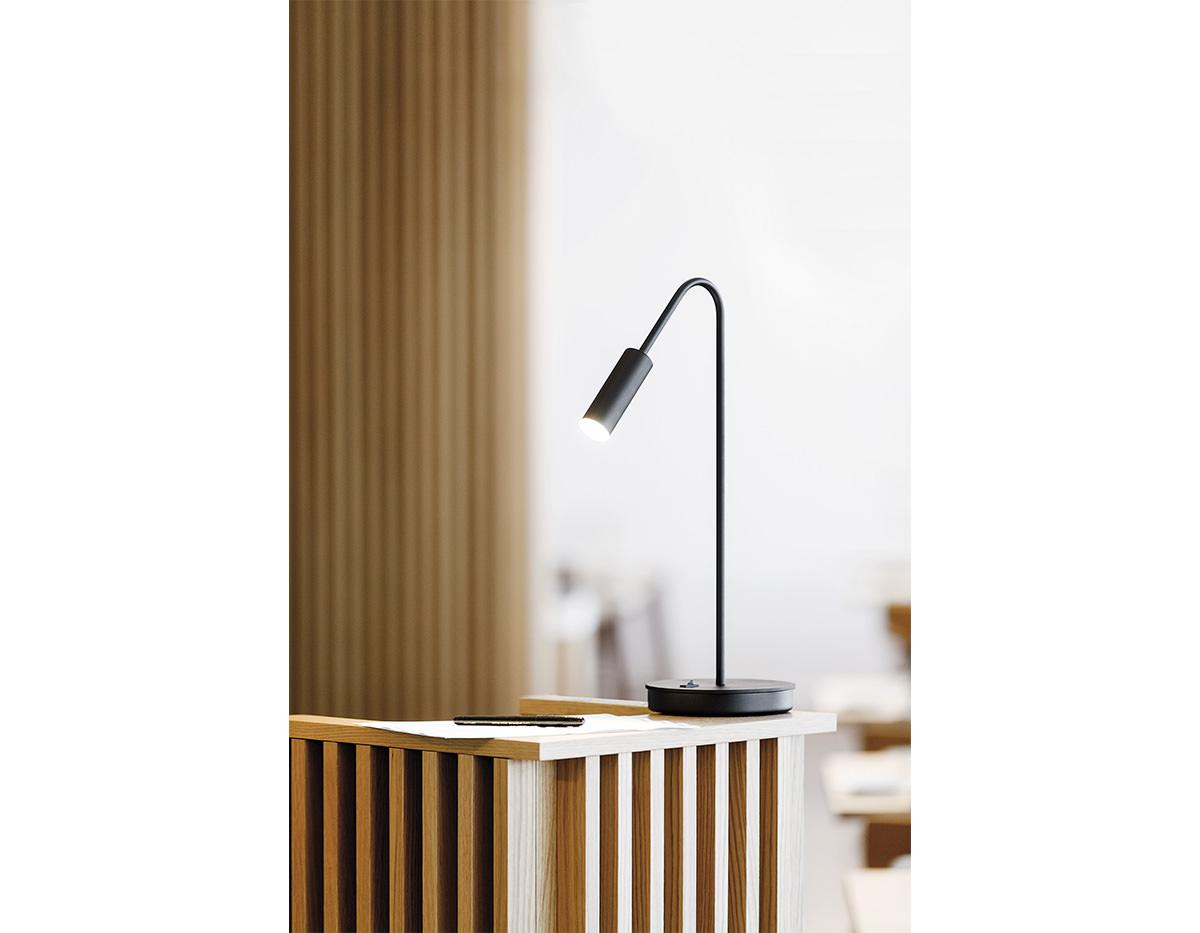 Table Lamp For Reading Volta M 3537 Estiluz Official
