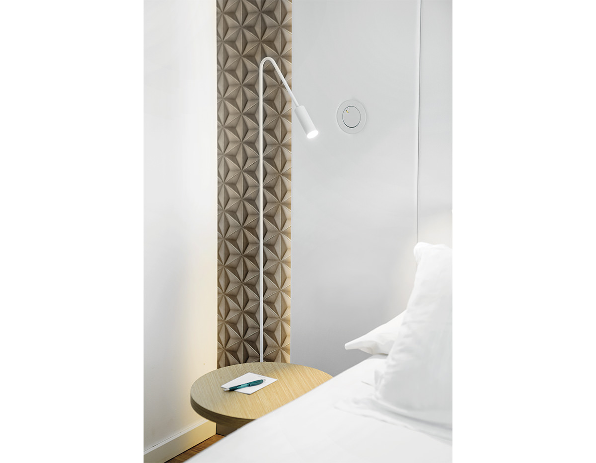 Floor Lamp For Reading Volta P 3538 Estiluz Official
