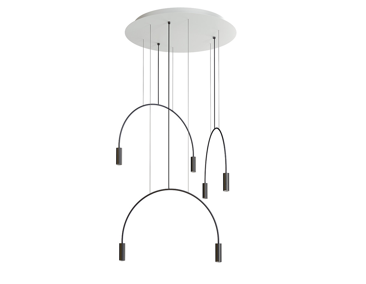 Volta R70.3d Suspension Lamp Estiluz Image Product 09