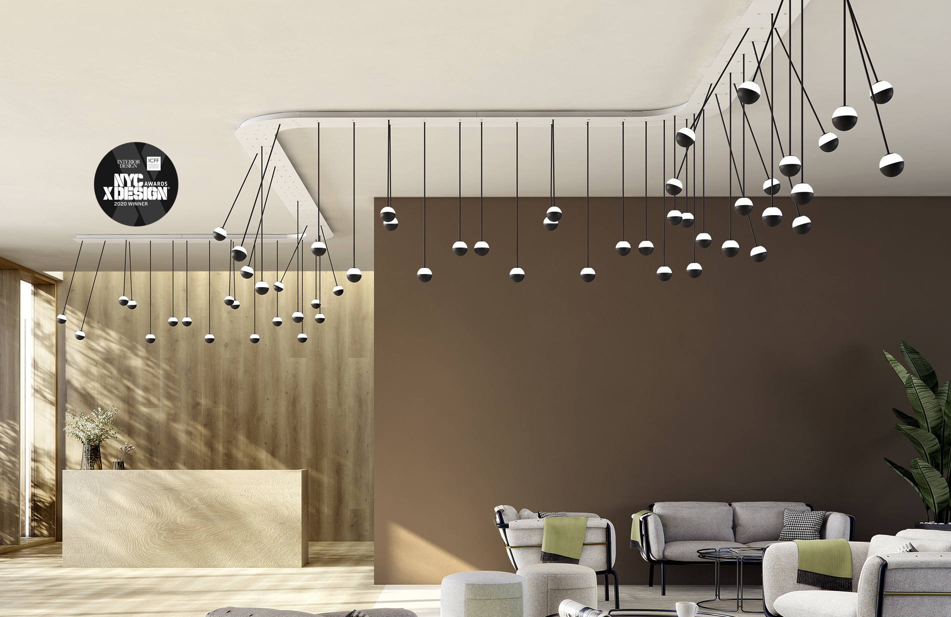 Estiluz Alfi Composition Suspension Lamp Img A01 Nycxdesign