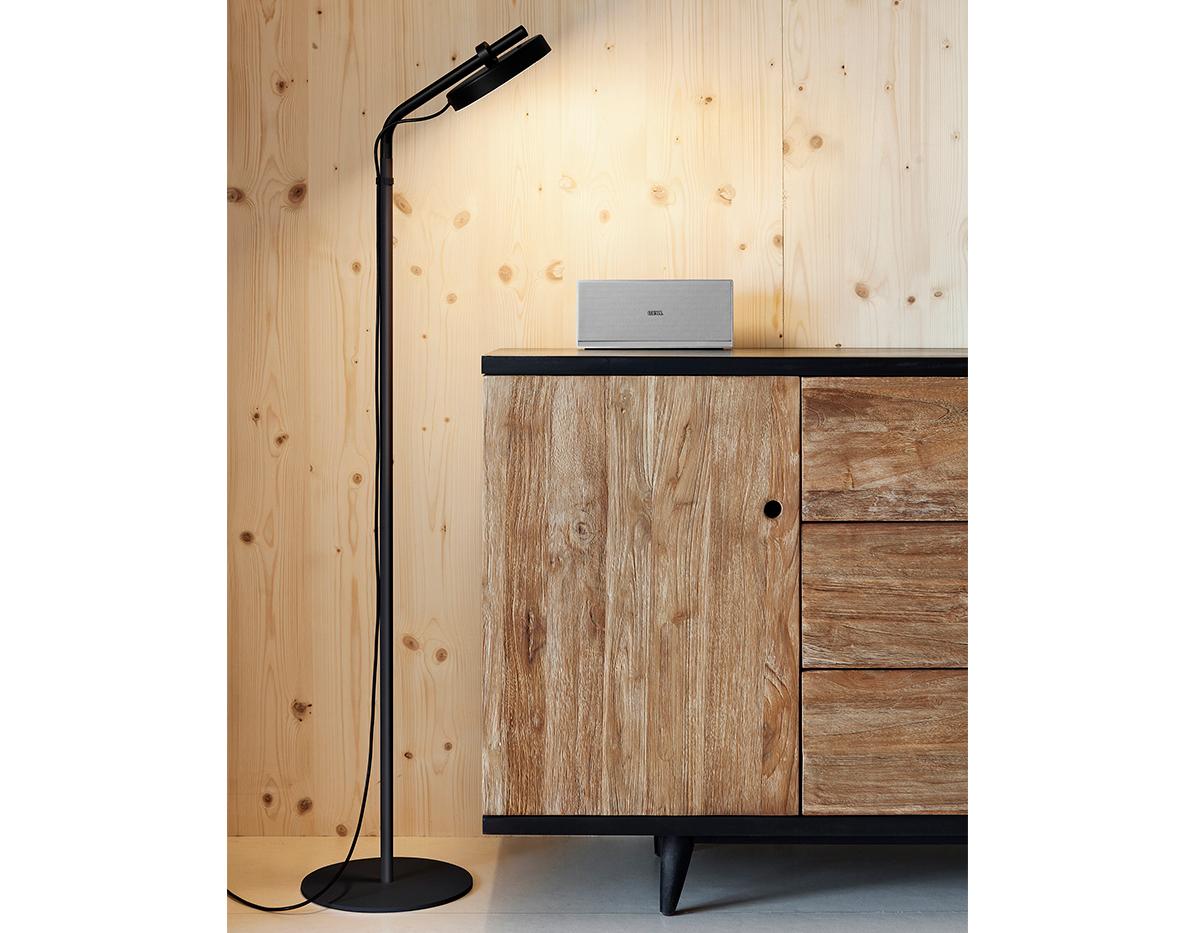 Estiluz Aro P 3548 Floor Lamp Image Ambient 02