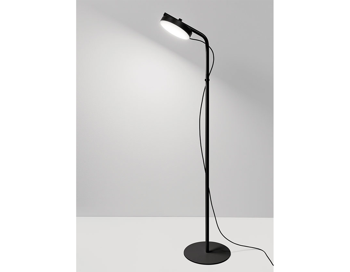 Estiluz Aro P 3548 Floor Lamp Image Product 01