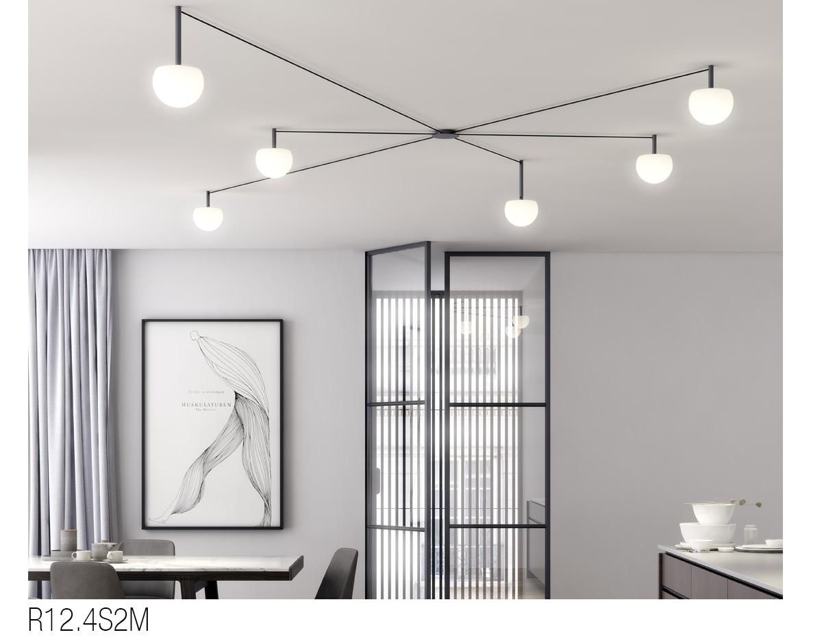 Estiluz Circ T 3820 R12.4s2m Ceiling Light Product 01