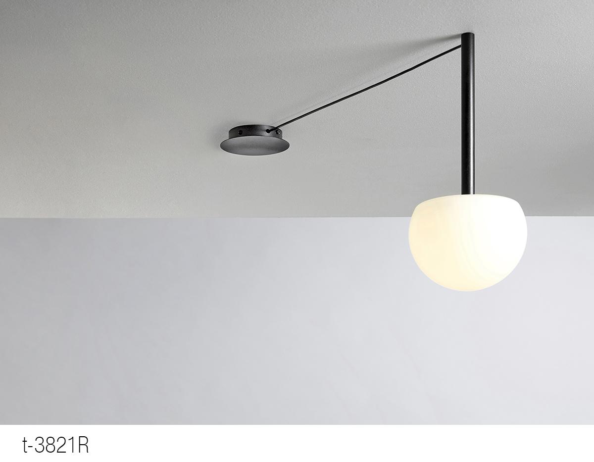 Estiluz Circ T 3821 Ceiling Light Product 01