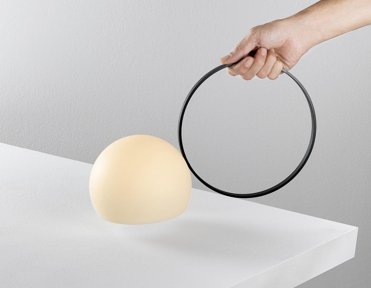 Estiluz Circ M3726x M3727x Table Lamp Ima 01