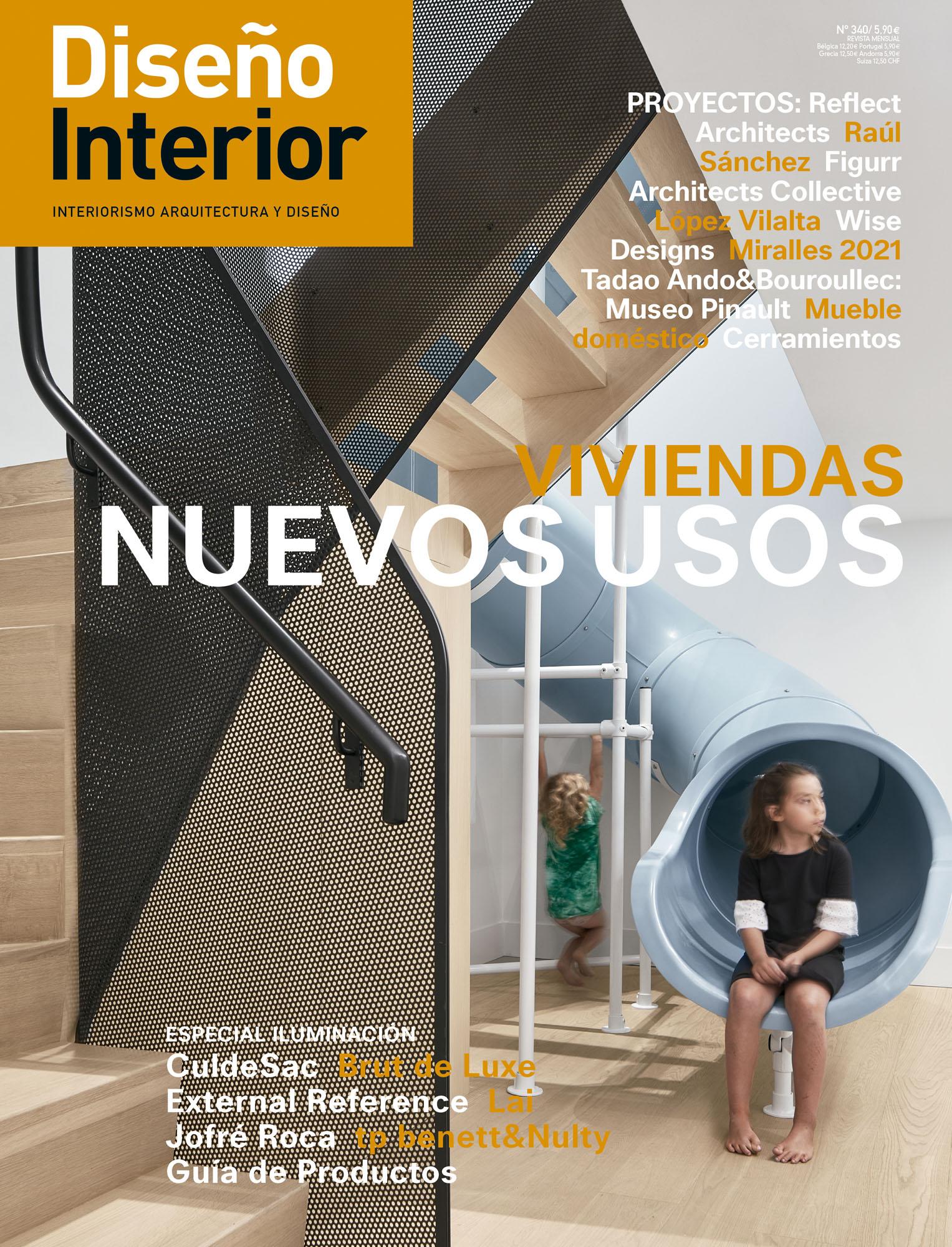 Estiluz Diseño Interior July 2021 Cover