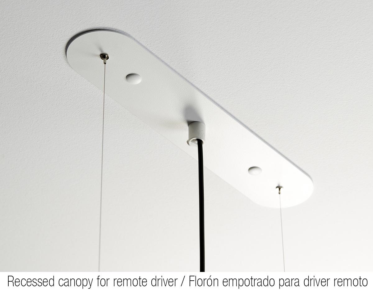 Estiluz Revolta Suspension Lamp Producte001