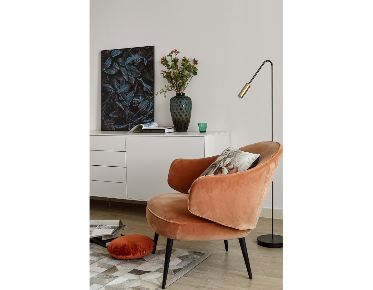 Estiluz Volta P 3538 Floor Lamp Product03