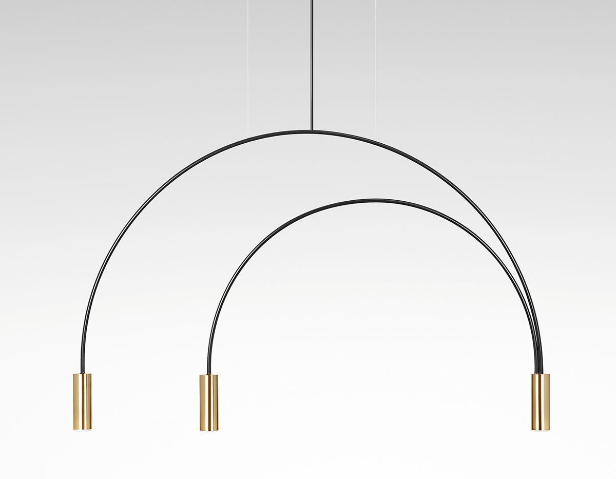 Estiluz Volta T 3535 T3536 Suspension Light Product 06