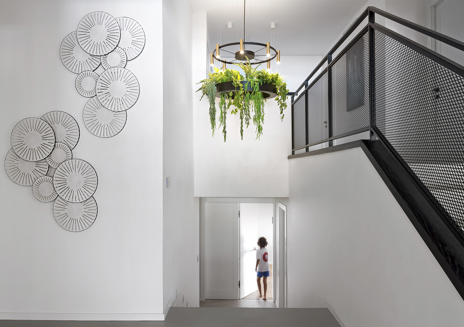 Integrate Lighting And Plants Gallery 01