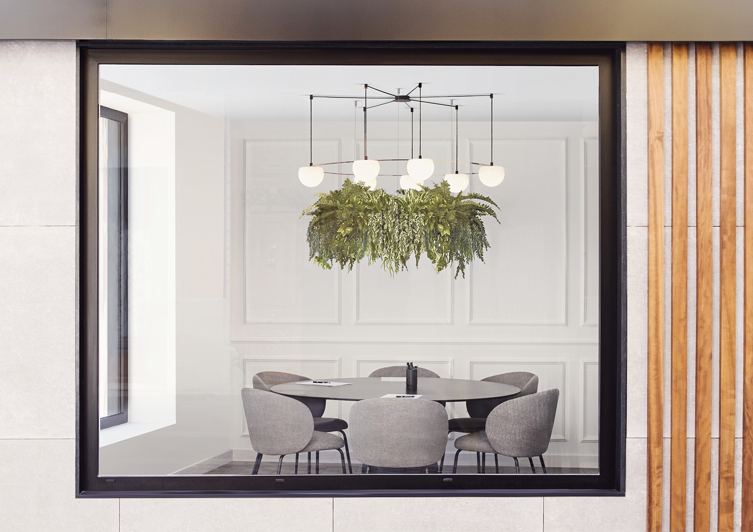 Integrate Lighting And Plants Gallery 02