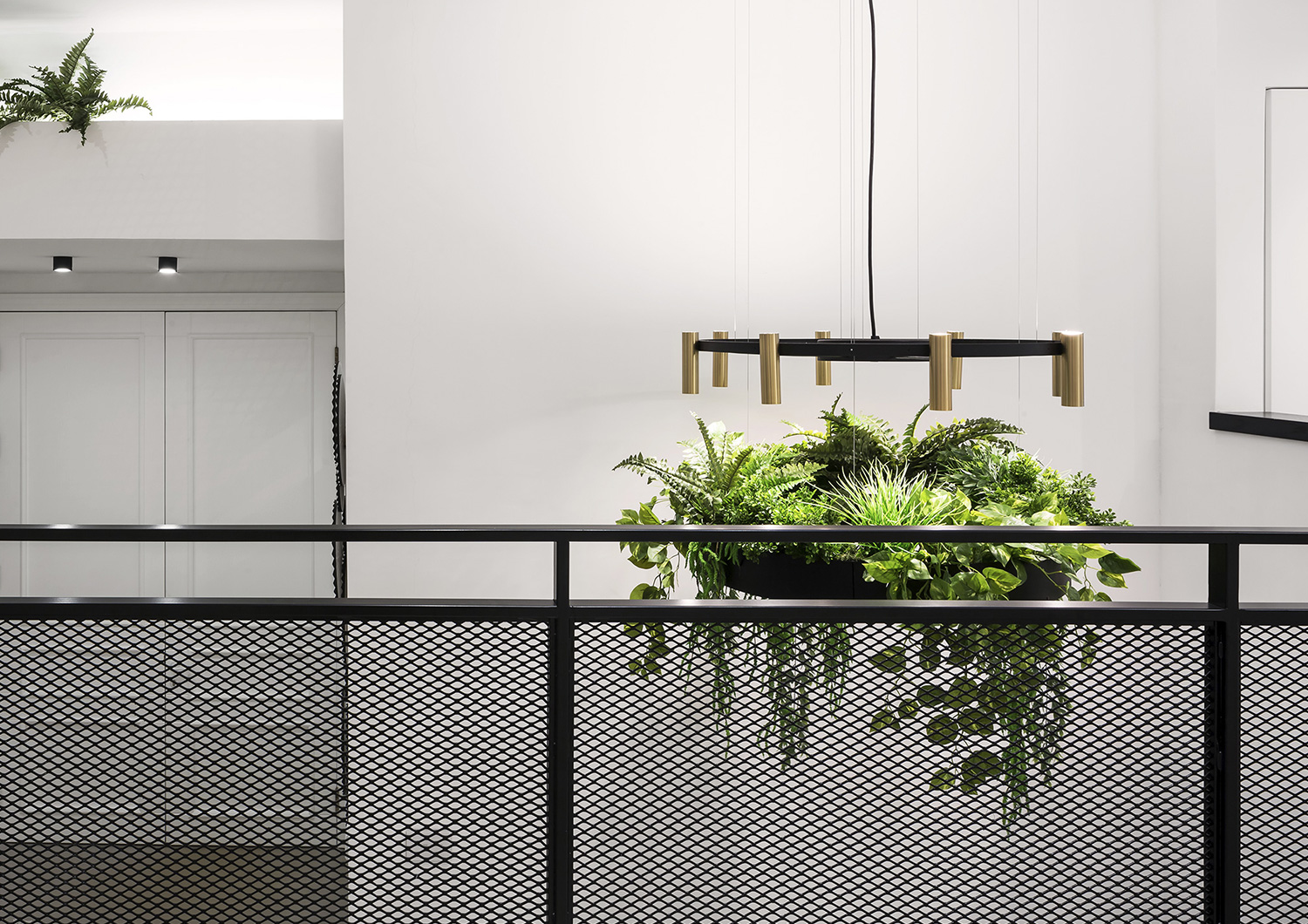 Integrate Lighting And Plants Gallery 04