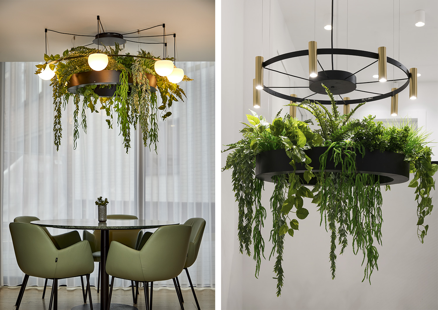 Integrate Lighting And Plants Gallery 06
