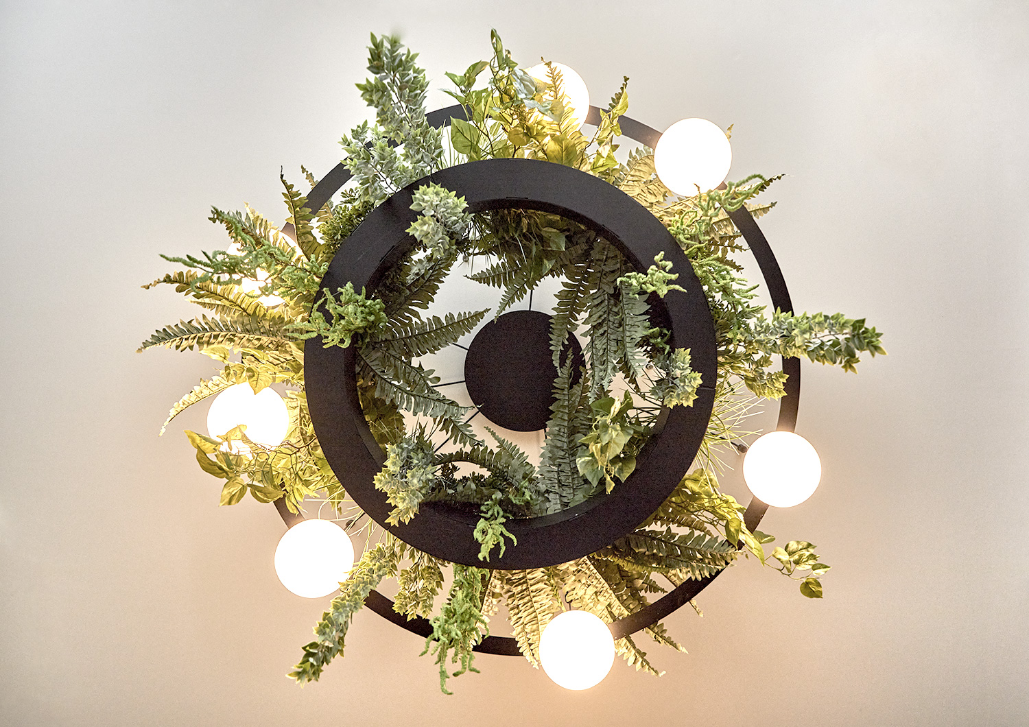 Integrate Lighting And Plants Gallery 07