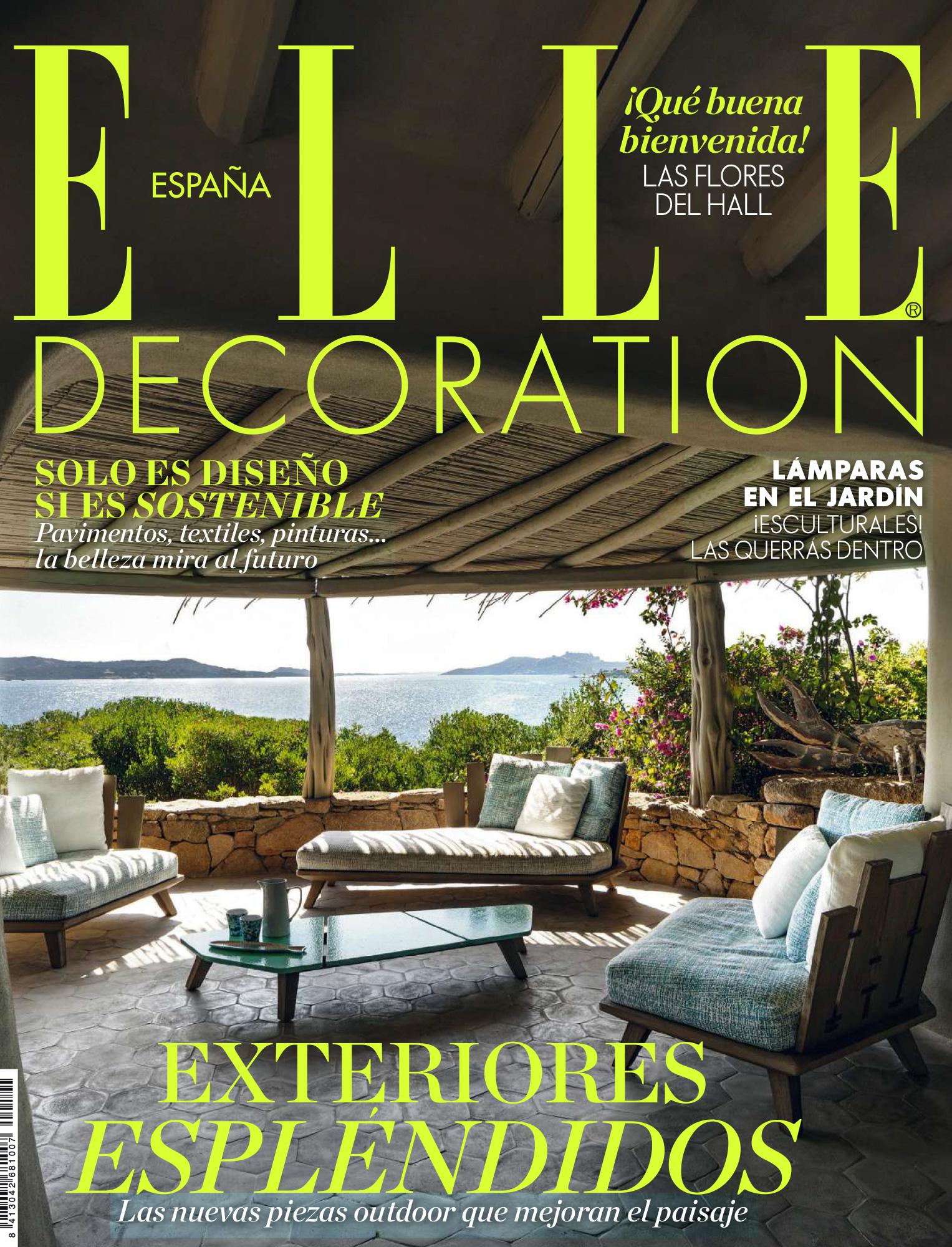 Press Estiluz Elle Decoration May21 Cover