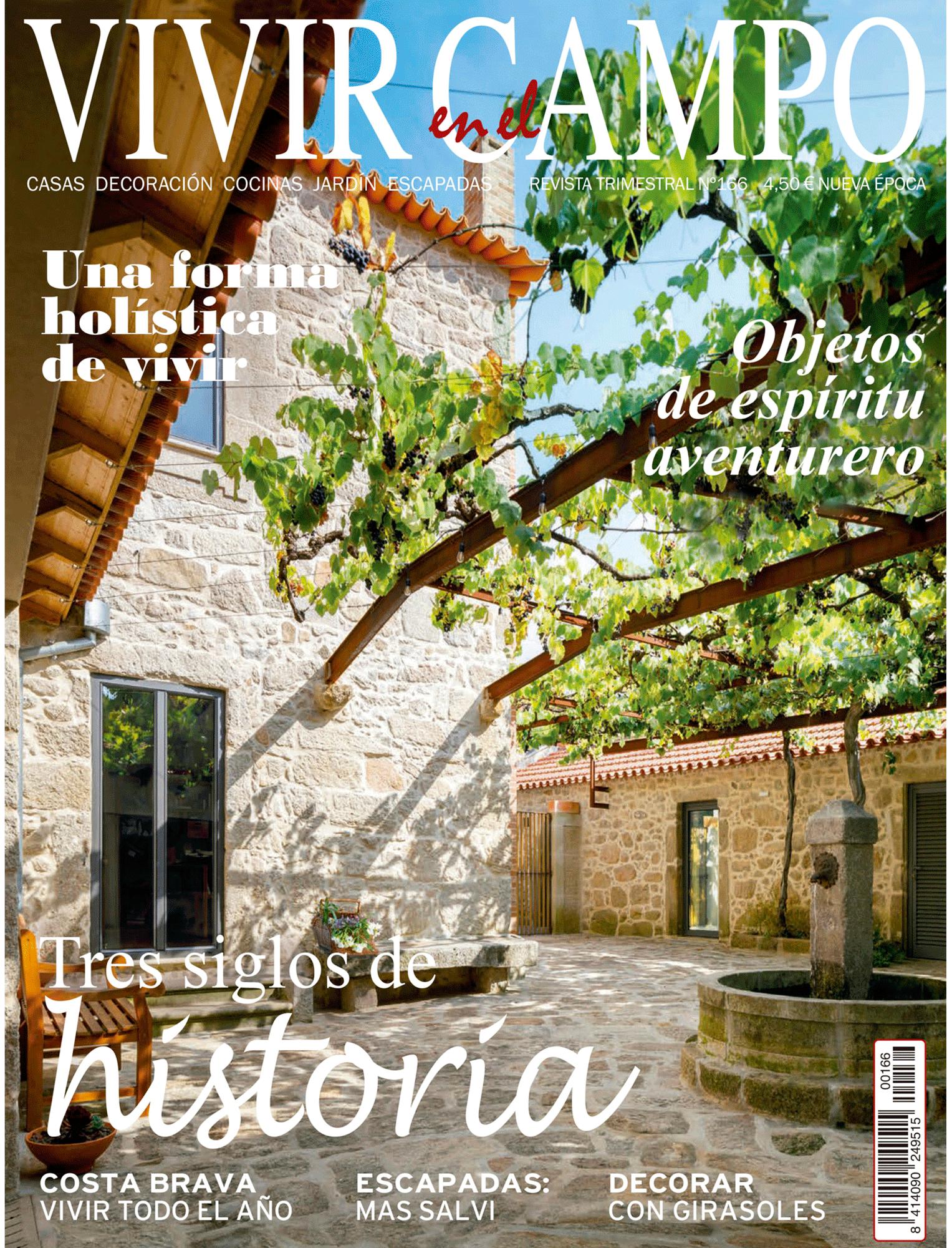 Press Estiluz Vivir En El Campo June21 Cover