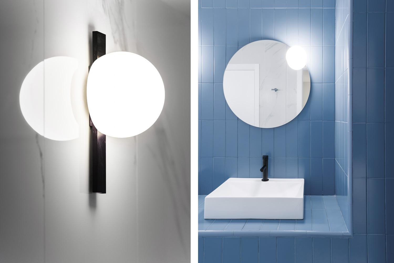 Cir wall light - Project Bienvenir